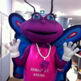 Lily the Butterfly - Mascot