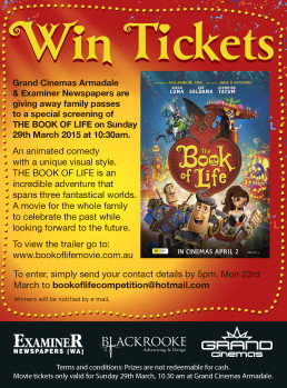The Book of Life - Win Tickets